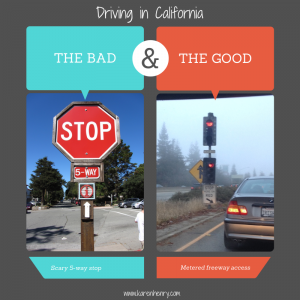 11 differences between driving in Ireland and California