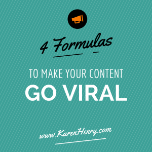 4 formulas that pre-populate sharing your content on social media